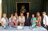 El peri�dico de aqu� -La diputada de Bienestar Social preside la mesa de la Cuestaci�n contra el c�ncer. FOTO: DIVAL