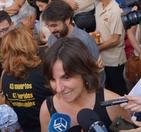 El peri�dico de aqu� -Beatriz Garrote de Miguel e Ignacio Blanco. FOTO: LLUIS MESA I REIG