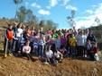 El peri�dico de aqu� -Los participantes en el D�a del �rbol de Algar de Palancia. EPDA