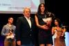 El peri�dico de aqu� -Alfonso Rus entreg� los premios de las categor�as absolutas. FOTO: DIVAL