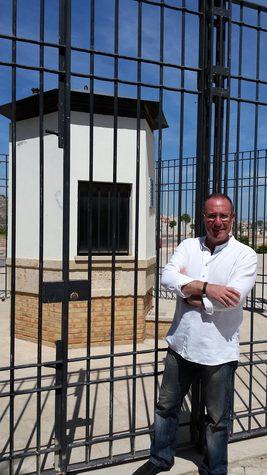 El peri�dico de aqu� -Juan Vicente P�rez. FOTO EPDA
