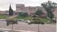 El peri�dico de aqu� -El hospital de Sagunto con bomberos y polic�a en la entrada.
