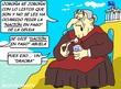 El peri�dico de aqu� -Vi�eta de Vicente Garc�a Nebot.
