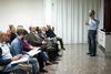 El peri�dico de aqu� -El exalcalde de Godella, Salvador Soler, en una reuni�n en la sede socialista. EPDA