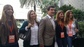 El peri�dico de aqu� -Giner junto a su familia. FOTO: EPDA