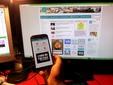 El peri�dico de aqu� -Imagen de la app en m�vil y ordenador. FOTO:  EPDA