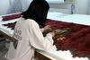 El peri�dico de aqu� -El frontal de altar, realizado en terciopelo de seda con hilos de seda dorados y plateados, forma parte de un importante conjunto de donativos realizados a la ciudad. FOTO: GVA