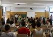 El peri�dico de aqu� -Visita a los institutos. FOTO: EPDA