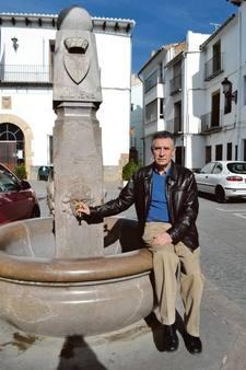 El peri�dico de aqu� -El alcalde de Algar de Palancia, Juan Emilio Lostado. EPDA