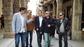 El peri�dico de aqu� -Zapatero durante su visita. FOTO: PSPV