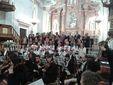 El peri�dico de aqu� -Imatge del concert. FOTO: EPDA