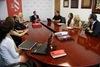 El peri�dico de aqu� -Imagen de la visita de los t�cnicos de Unicef. FOTO: EPDA