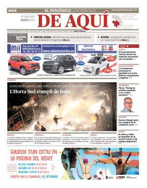 Horta Sud edición del 09 08 2019
