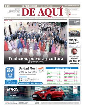 Horta Nord edición del 09 08 2019