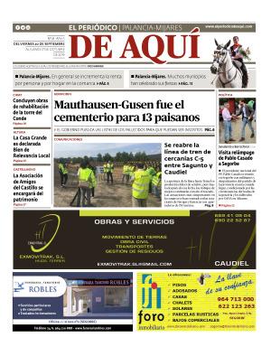 Palanciamijares edición del 13 09 2019