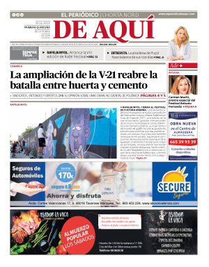 Horta Nord edición del 11 10 2019