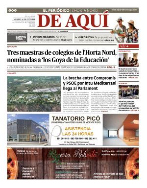 Horta Nord edición del 25 10 2019