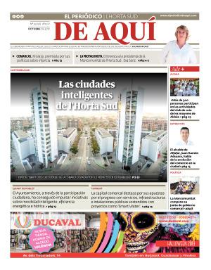 Horta Sud edición del 25 10 2019