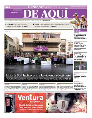 Horta Sud edición del 22 11 2019