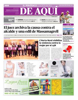 Horta Nord edición del 22 11 2019