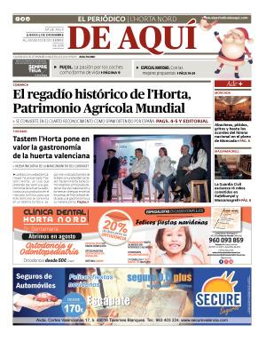 Horta Nord edición del 05 12 2019