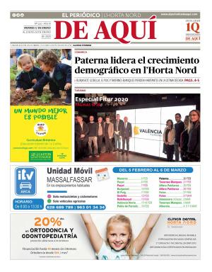 Horta Nord edición del 17 01 2020
