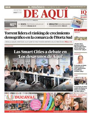 Horta Sud edición del 31 01 2020
