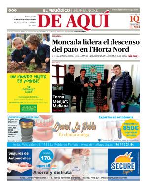 Horta Nord edición del 14 02 2020