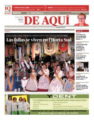 Horta Sud edición del 28 02 2020