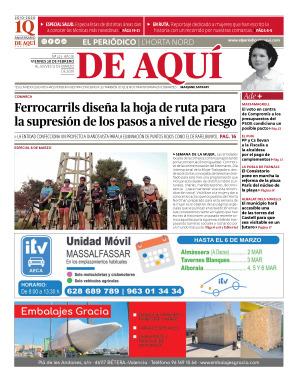 Horta Nord edición del 28 02 2020