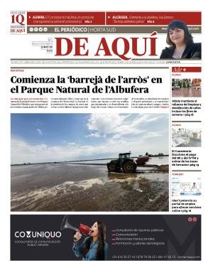 Horta Sud edición del 29 05 2020