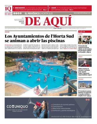 Horta Sud edición del 10 07 2020