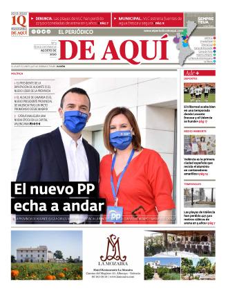 Valencia edición del 01 08 2020