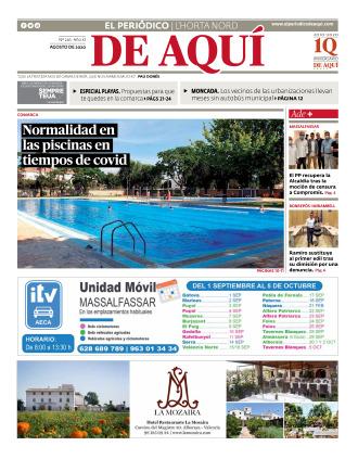 Horta Nord edición del 07 08 2020