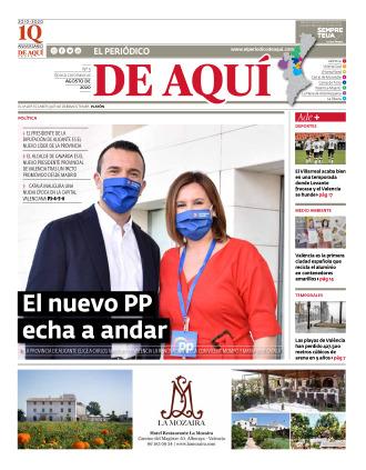 Valencia edición del 07 08 2020