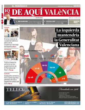 Valencia edición del 08 10 2020