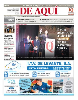 Horta Nord edición del 23 10 2020