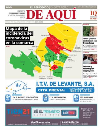 Horta Nord edición del 06 11 2020