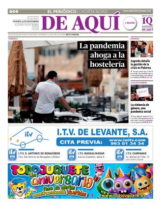 Horta Nord edición del 27 11 2020