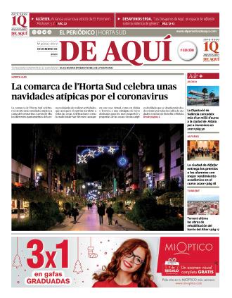 Horta Sud edición del 18 12 2020