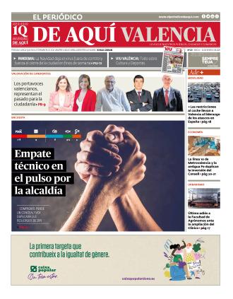 Valencia edición del 26 01 2021
