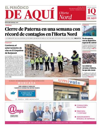 Horta Nord edición del 29 01 2021
