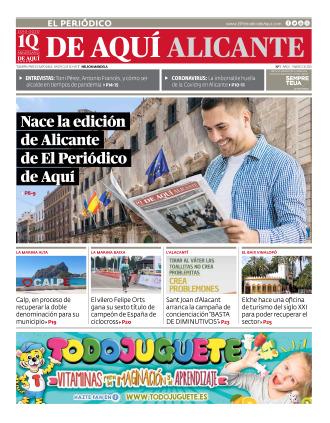 Provincia Alicante edición del 30 01 2021