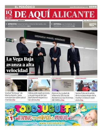 Provincia Alicante edición del 19 02 2021