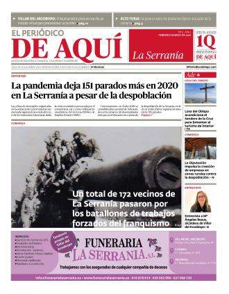 La Serranía edición del 26 02 2021