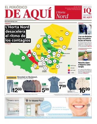 Horta Nord edición del 26 02 2021