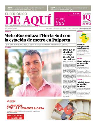 Horta Sud edición del 26 02 2021