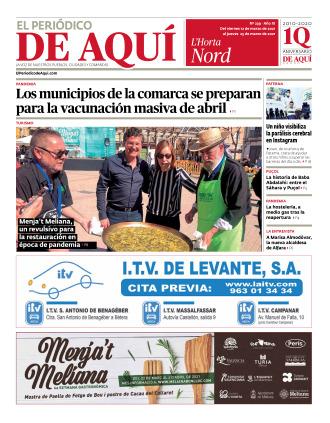 Horta Nord edición del 12 03 2021