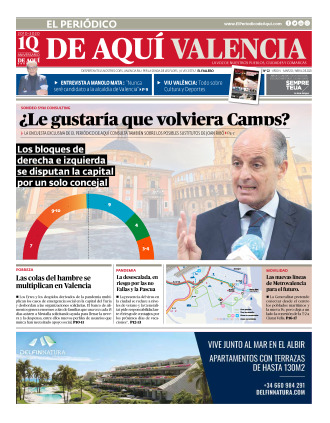 Valencia edición del 17 03 2021