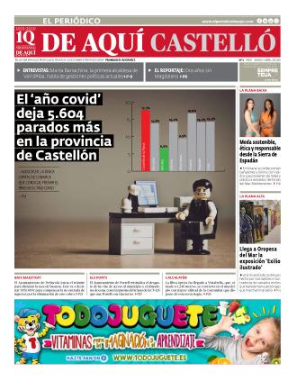 Provincia Castellón edición del 18 03 2021